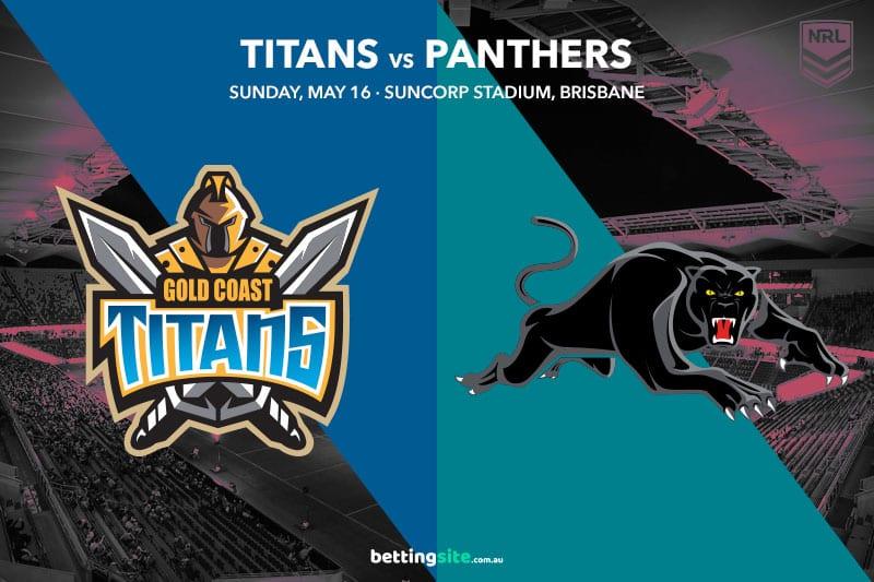 Gold Coast Titans vs Penrith Panthers