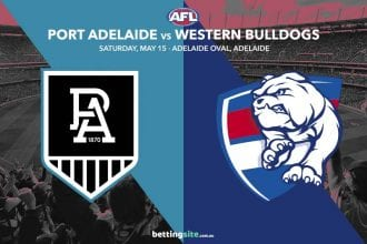 Port Adelaide v Western Bulldogs tips and best bets for AFL round 9 2021