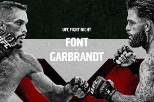 UFC Vegas 27 main event