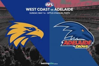 West Coast v Adelaide best bet tips for May 16 2021