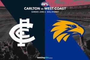 Blues Eagles AFL R12 tips