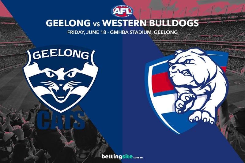 Cats Bulldogs AFL 2021 betting tips