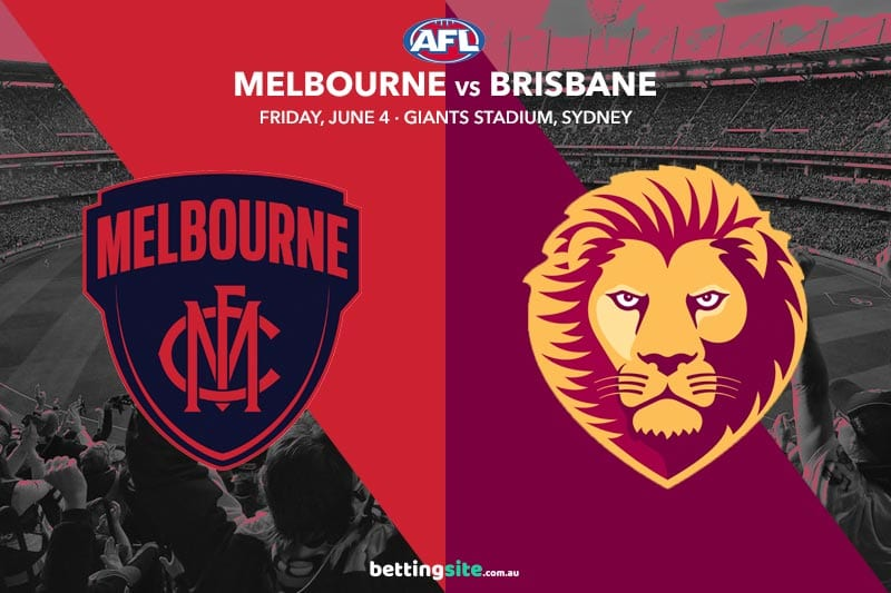 Demons Lions AFL R12 betting tips