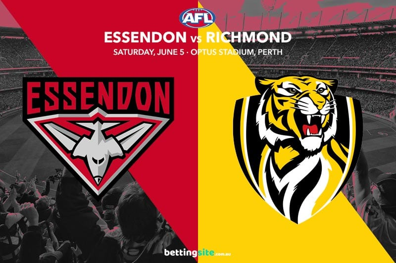 Bombers Tigers AFL R12 tips