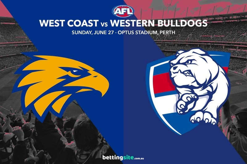 Eagles Bulldogs AFL Rd 15 betting tips