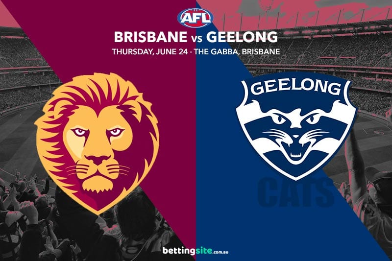 Lions Cats AFL R15 betting tips