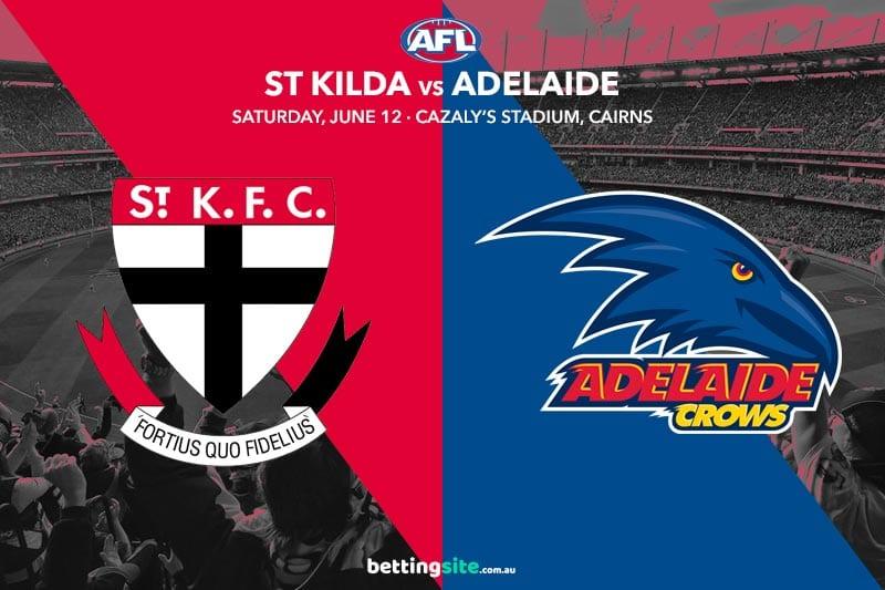 Saints Crows AFL R13 betting tips
