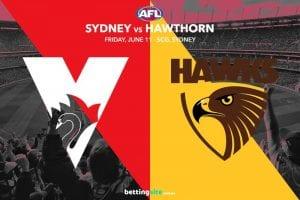 Sydney Swans vs Hawthorn