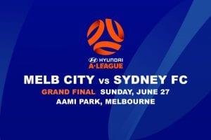 Melbourne City vs Sydney FC