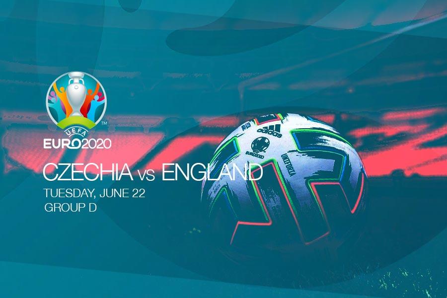 EURO 2020 - Czech Republic vs England