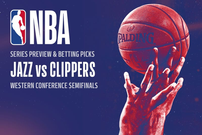 NBA West Semifinals - Jazz vs Clippers