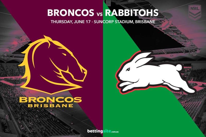 Brisbane vs South Sydney