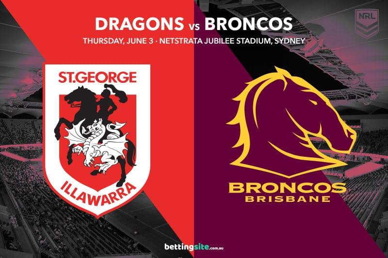 SGI Dragons vs Brisbane Broncos