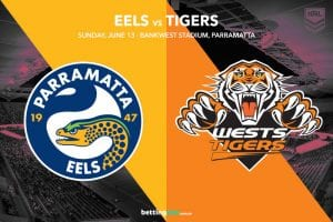 Parramatta vs Wests NRL R14 tips