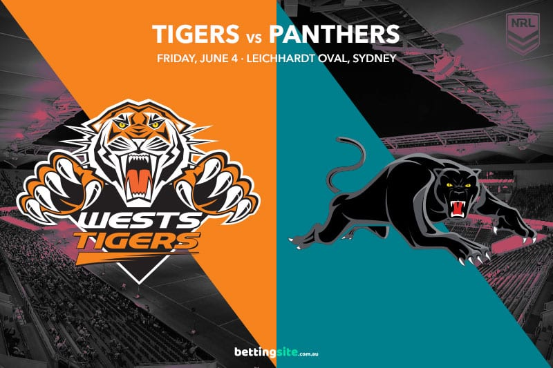 Tigers Panthers NRL betting tips