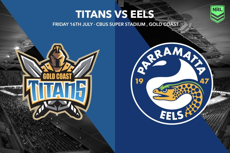 Titans vs Eels betting tips