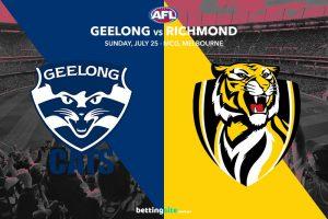 Cats Tigers AFL Rd 19 tips