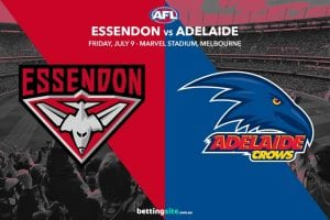 Bombers Crows AFL R17 betting tips