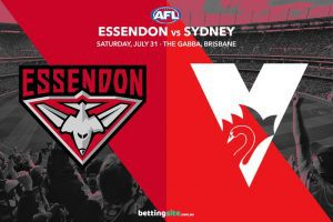 Bombers Swans AFL Rd 20 tips