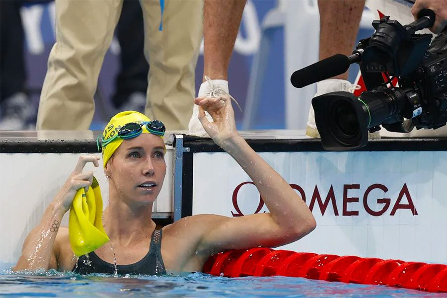 Olympic swimming betting tips
