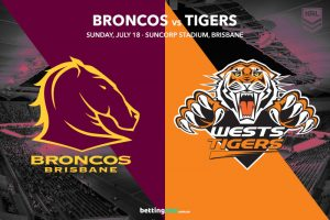Broncos Tigers NRL betting tips