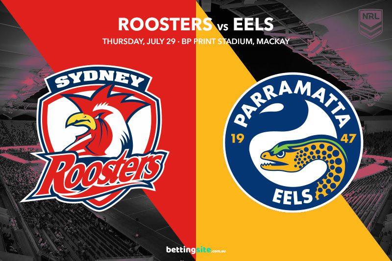 Sydney Roosters vs Parramatta Eels