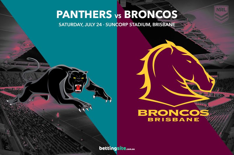 Panthers Broncos NRL R19 betting tips