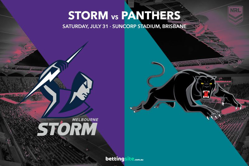 Melbourne Storm vs Penrith Panthers