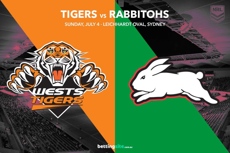Wests Souths NRL Rd 16 betting tips