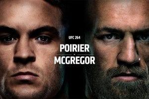 UFC 264 - Dustin Poirier vs Conor McGregor