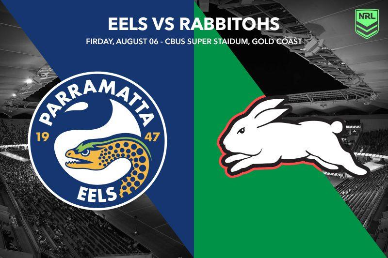 Parramatta vs South Sydney