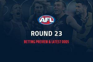 AFL Rd 23 market news