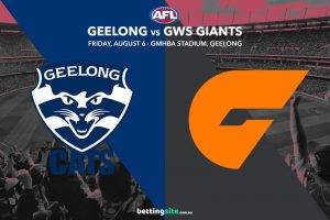 Cats Giants AFL betting tips