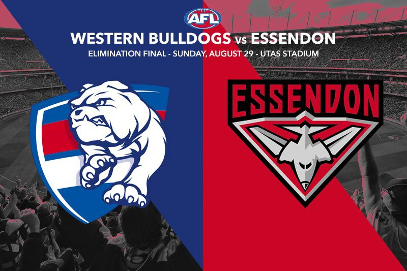 Bulldogs vs Bombers AFL finals preview