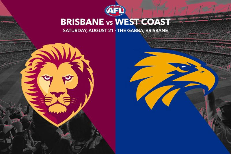 Lions Eagles AFL R23 betting tips