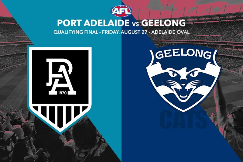 Power Cats AFL 2021 qualifying final