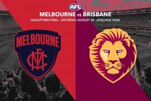 Demons Lions AFL finals preview