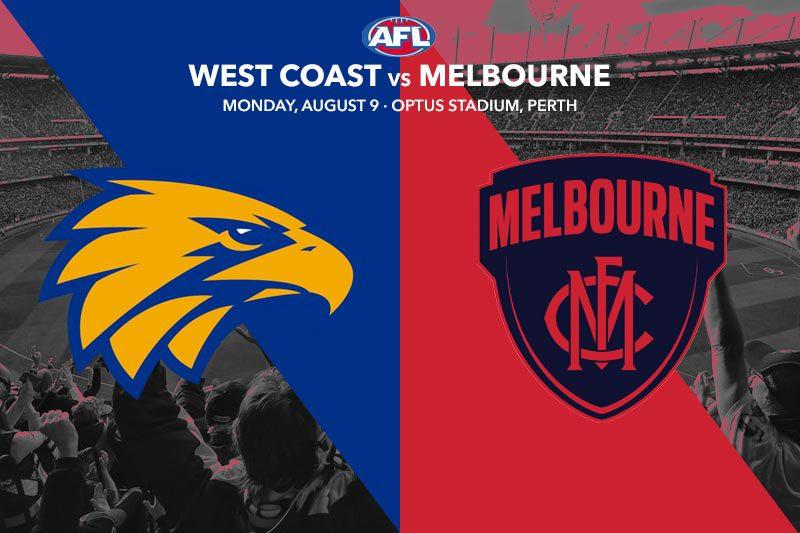 Eagles Demons AFL R21 betting tips