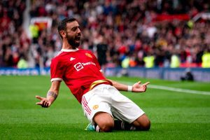 Bruno Fernandes, Man United