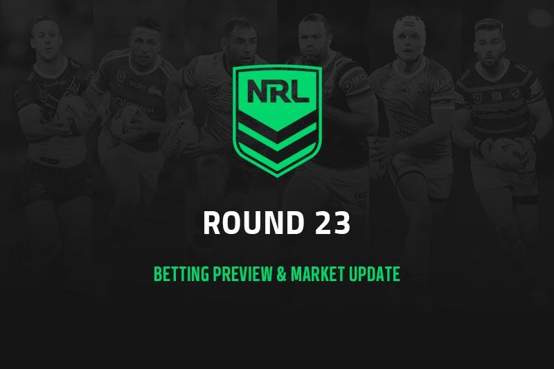 NRL R23 betting