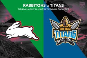 South Sydney vs Gold Coast