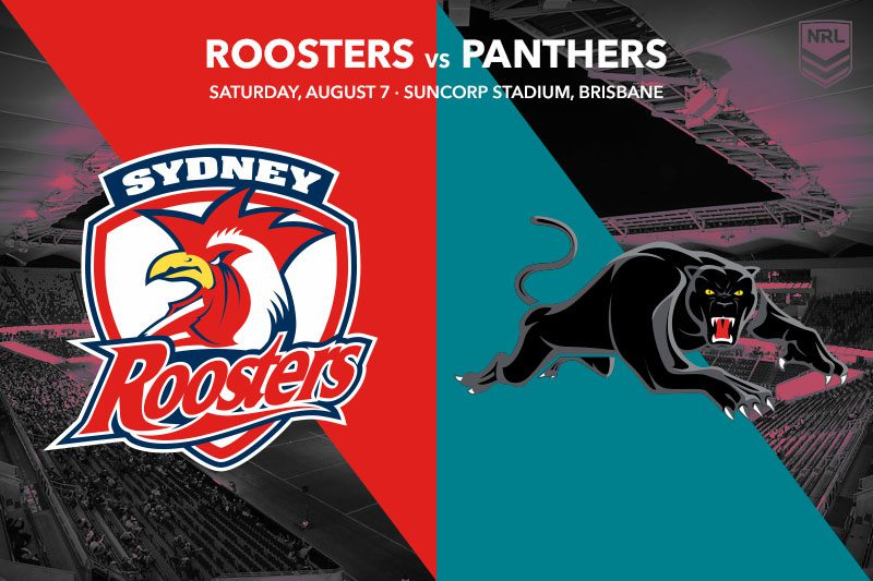 Roosters Panthers NRL tips