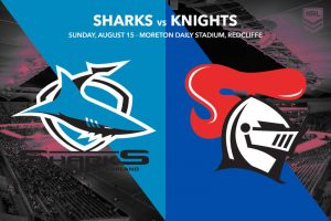 Cronulla Sharks vs Newcastle Knights