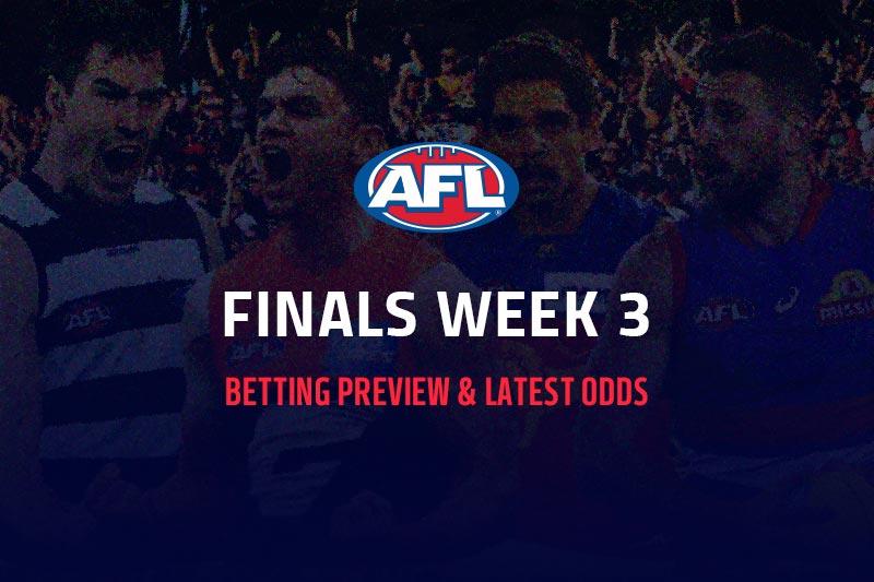2021 AFL preliminary finals
