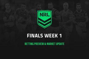 2021 NRL Finals W1 betting