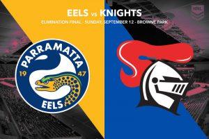 Eels Knights NRL finals tips