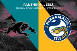 Panthers vs Eels semi final preview