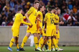 Harry Souttar for Socceroos
