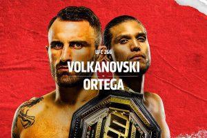 UFC 266: Volkanovski vs Ortega betting tips