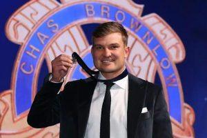 Wines Brownlow AFL news